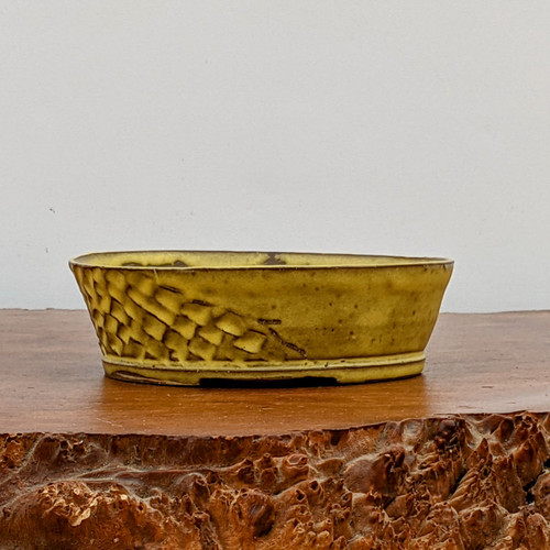 """5"""" Handmade Planter by the Pot Punching Potters (114)"""