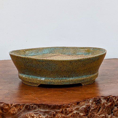 """8"""" Handmade Planter by the Pot Punching Potters (119)"""