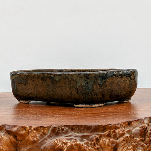 """7"""" Handmade Pot by Devon Varney (19)"""