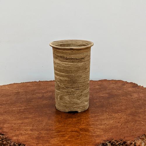 """5"""" Handmade Pot by Devon Varney (20)"""