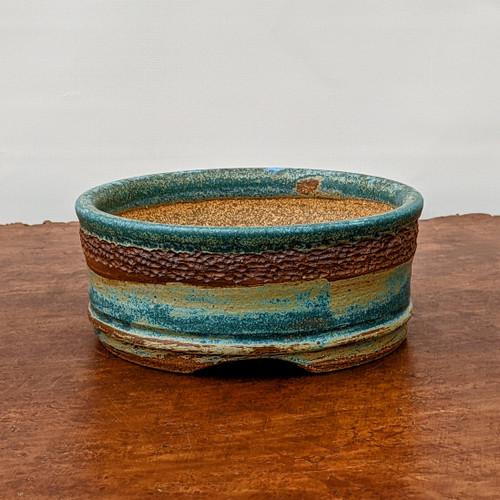 "6"" Handmade Pot by Jack Hoover's Grandson (11)"