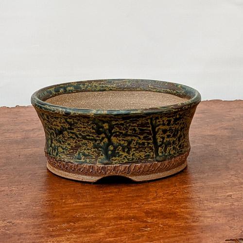 "6"" Handmade Pot by Jack Hoover's Grandson (25)"