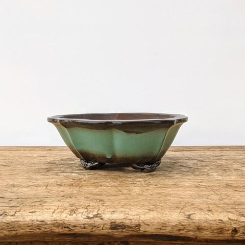 """8"""" Yixing Bonsai Pot (# 1796c)"""