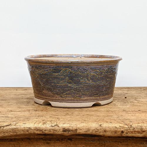 "8"" Sean Guo Handmade Pot (#37)"
