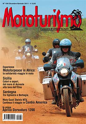 MOTOTURISMO 186 - Dicembre/Gennaio 2011