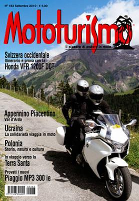 MOTOTURISMO 183 - Settembre 2010