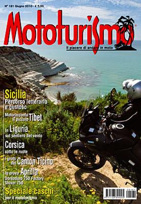 MOTOTURISMO 181 - Giugno 2010