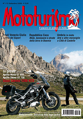 MOTOTURISMO 173 - Settembre 2009