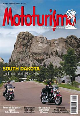 MOTOTURISMO 167 - Febbraio 2009