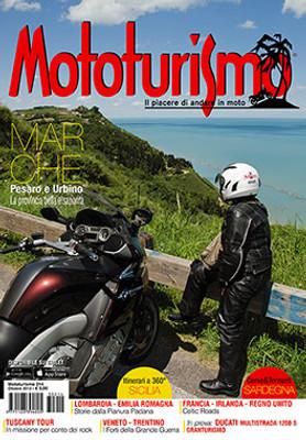 MOTOTURISMO 214 - Ottobre 2013