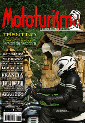 MOTOTURISMO 216 - Dicembre-Gennaio 2014