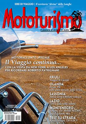 MOTOTURISMO 225 - Novembre 2014