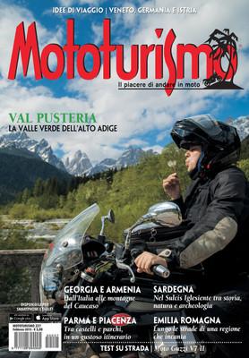 MOTOTURISMO 227 - Febbraio 2015