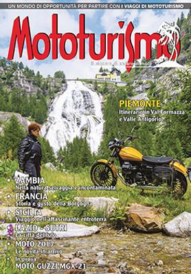 MOTOTURISMO 240 - Novembre/Dicembre 2016
