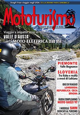 MOTOTURISMO 246 - Novembre/Dicembre 2017