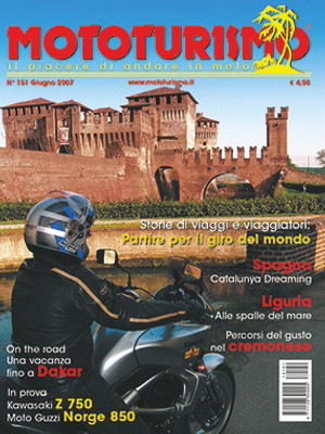 MOTOTURISMO 151 - Giugno 2007