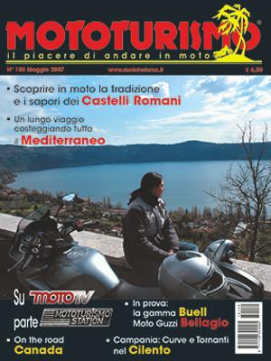MOTOTURISMO 150 - Maggio 2007