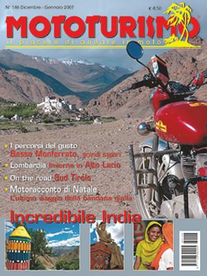 MOTOTURISMO 146 - Dicembre/Gennaio 2007