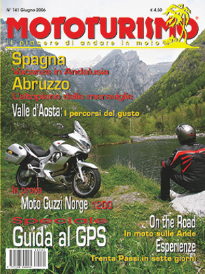 MOTOTURISMO 141 - Giugno 2006