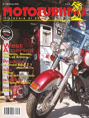 MOTOTURISMO 138 - Marzo 2006