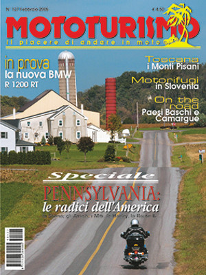 MOTOTURISMO 127 - Febbraio 2005