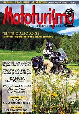 MOTOTURISMO 254 - Marzo-Aprile 2019