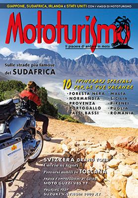 MOTOTURISMO 255 - Maggio-Giugno 2019