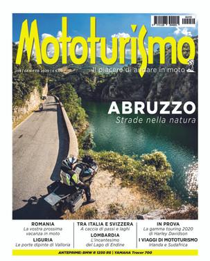 MOTOTURISMO 259 - Gennaio-Febbraio 2020