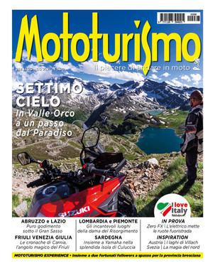 MOTOTURISMO 268 - Luglio-Agosto 2021