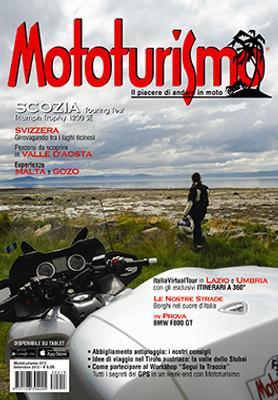 MOTOTURISMO 213 - Settembre 2013