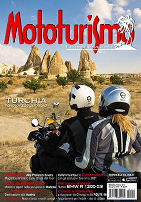 MOTOTURISMO 211 - Giugno 2013