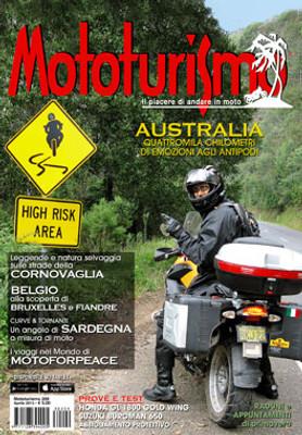 MOTOTURISMO 209 - Aprile 2013