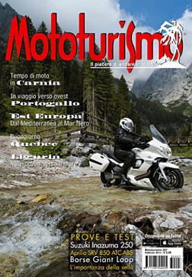 MOTOTURISMO 207 - Febbraio 2013