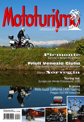 MOTOTURISMO 206 - Dicembre/Gennaio 2013