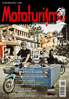 MOTOTURISMO 204 - Ottobre 2012