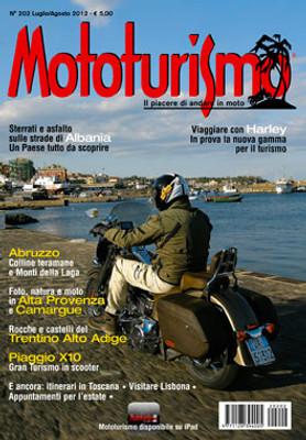 MOTOTURISMO 202 - Luglio/Agosto 2012