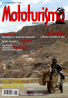 MOTOTURISMO 201 - Giugno 2012