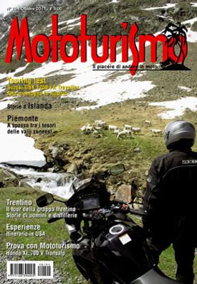 MOTOTURISMO 194 - Ottobre 2011