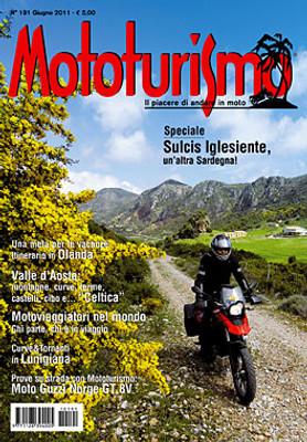 MOTOTURISMO 191 - Giugno 2011