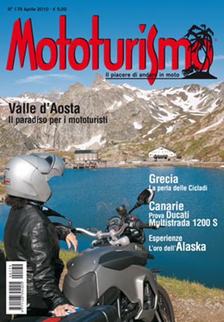 MOTOTURISMO 179 - Aprile 2010