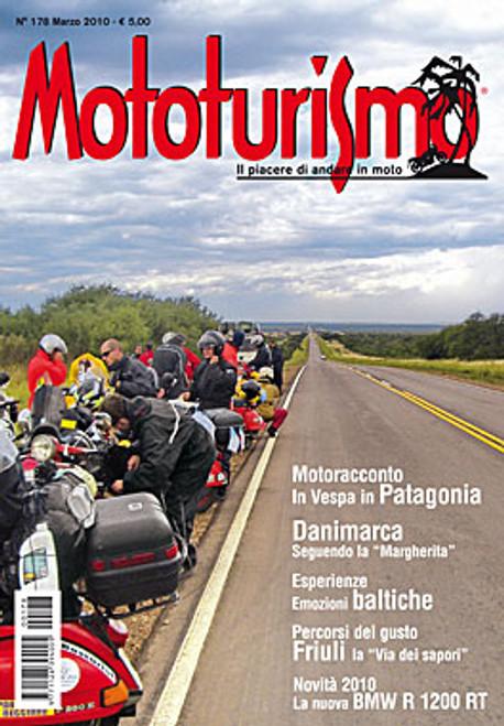 MOTOTURISMO 178 - Marzo 2010