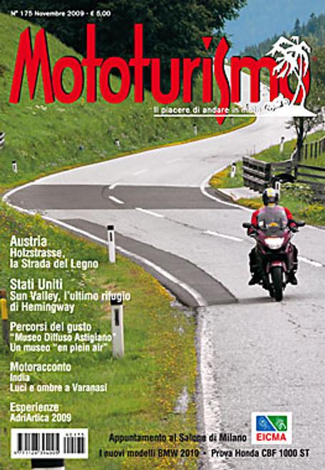 MOTOTURISMO 175 - Novembre 2009
