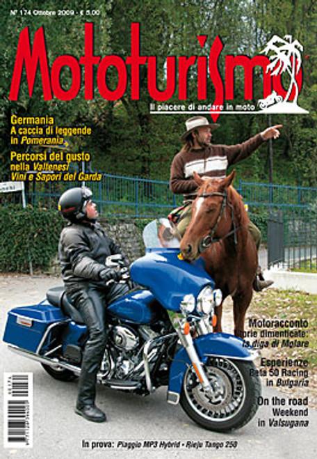MOTOTURISMO 174 - Ottobre 2009