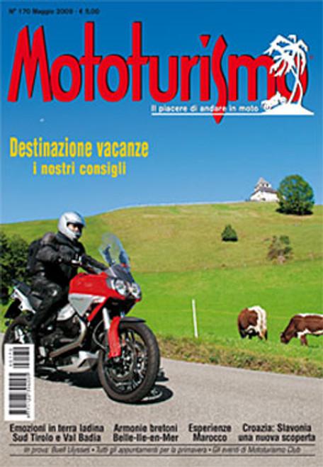 MOTOTURISMO 170 - Maggio 2009