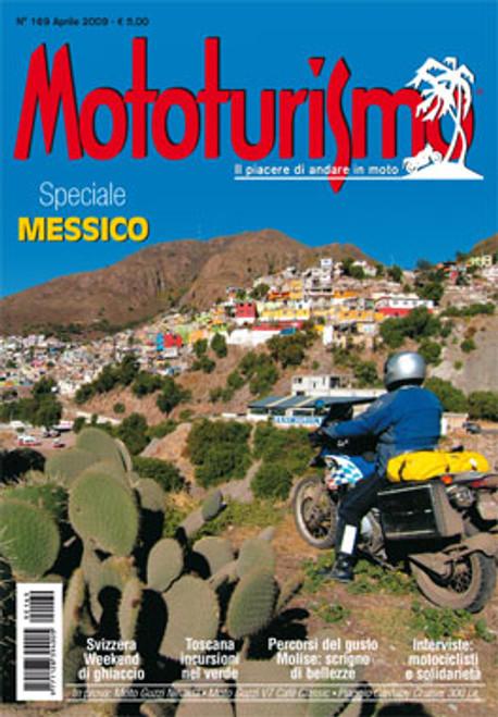 MOTOTURISMO 169 - Aprile 2009