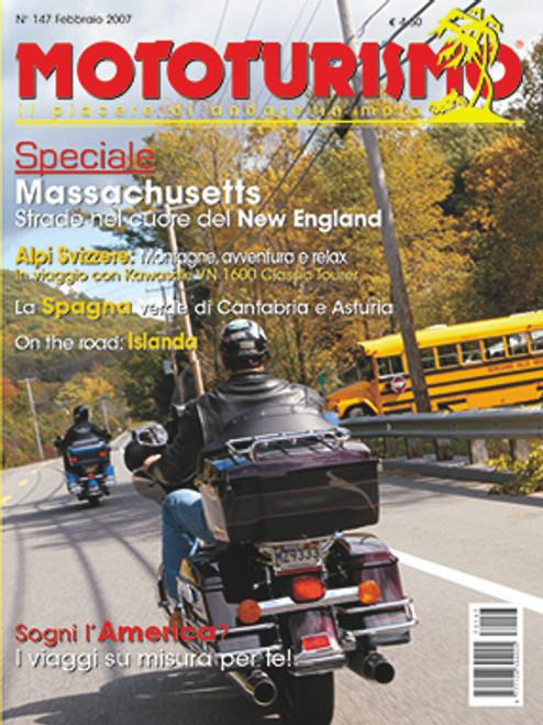 MOTOTURISMO 147 - Febbraio 2007