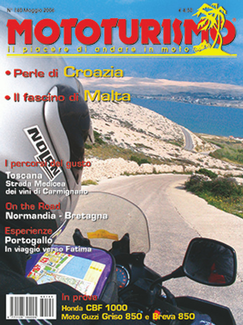 MOTOTURISMO 140 - Maggio 2006