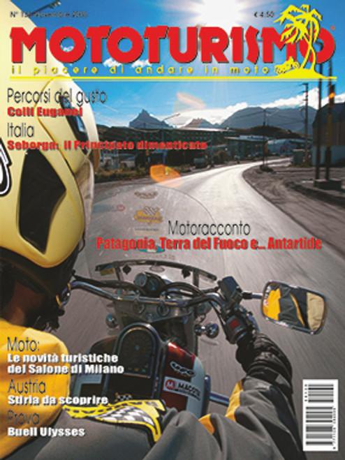 MOTOTURISMO 135 - Novembre 2005