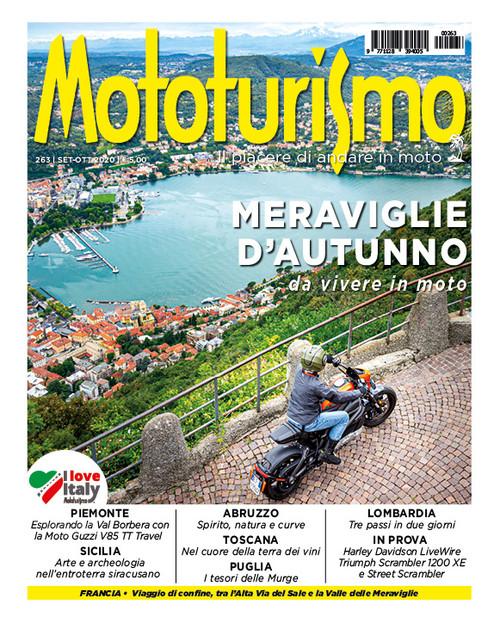 MOTOTURISMO 263 - Settembre-Ottobre 2020