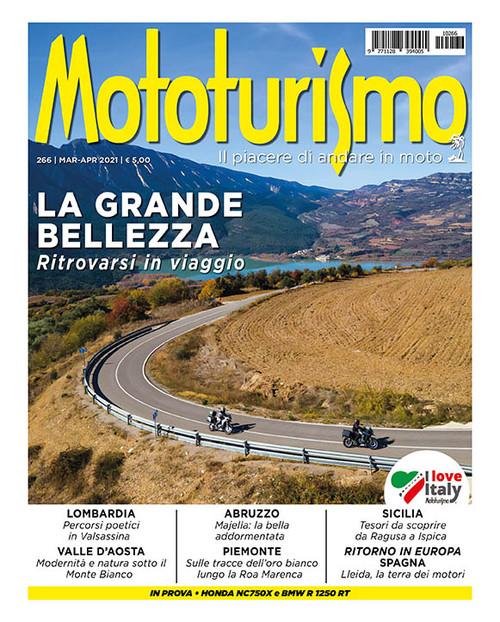 Mototurismo 266 | Marzo-Aprile 2021